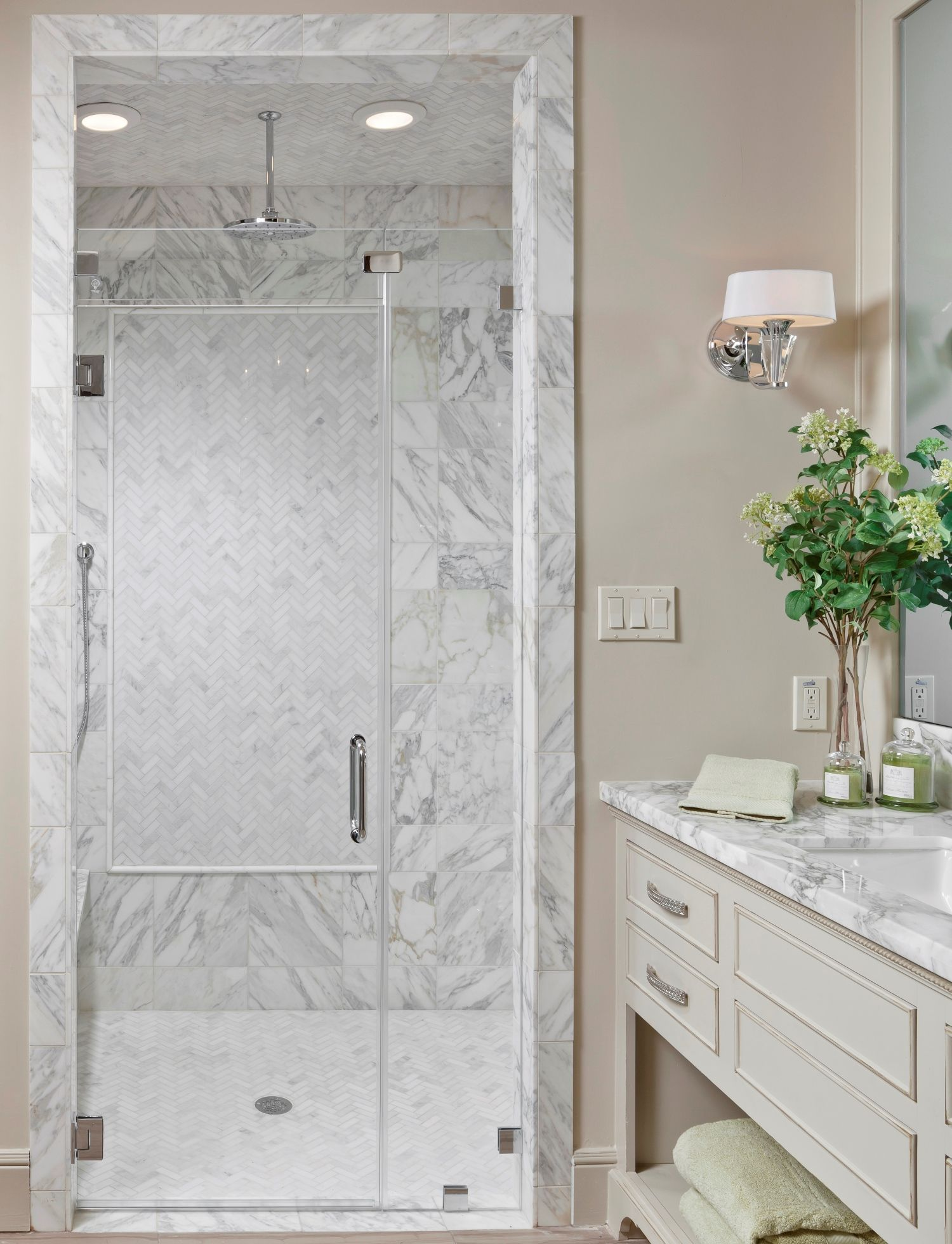 MosaicMonday features a stunning Marble Mosaic Installation out of ...