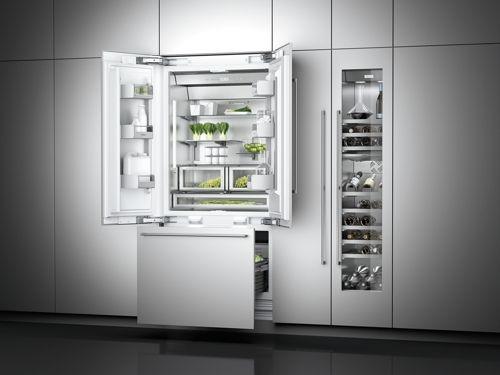 Nouveaux Refrigerateurs Combines Gaggenau Vario Serie 400
