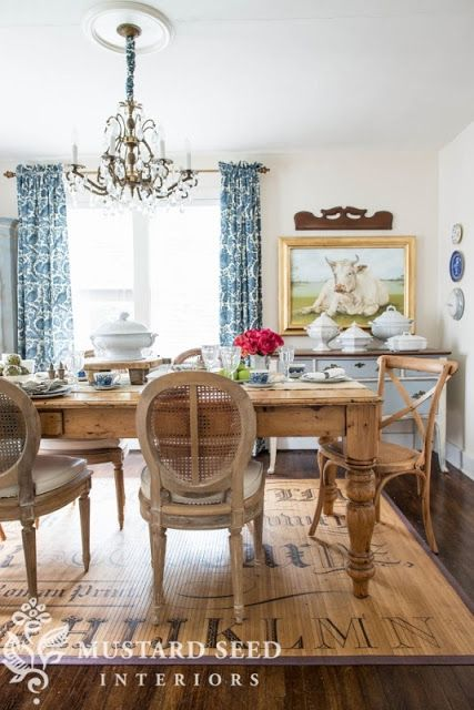 Miss Mustard Seed Dining Room  Dimples And Tangles Breakfast Awesome Miss Mustard Seed Dining Room Design Inspiration