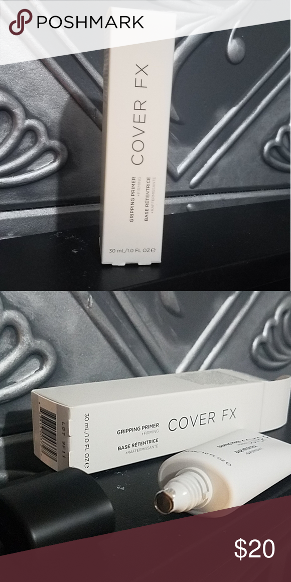NIBCover Fx Gripping Primer NWT Cover fx, Cover fx