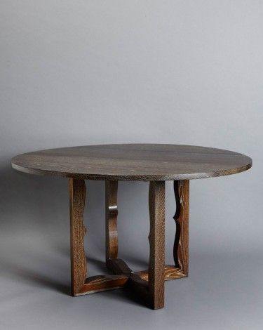 The Arabesque Dining Table by Liz O'Brien Editions | Liz O'Brien