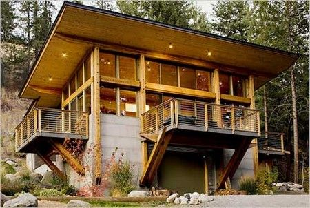 Energy Efficient House Plans | Special Home Design   Homes By Burma