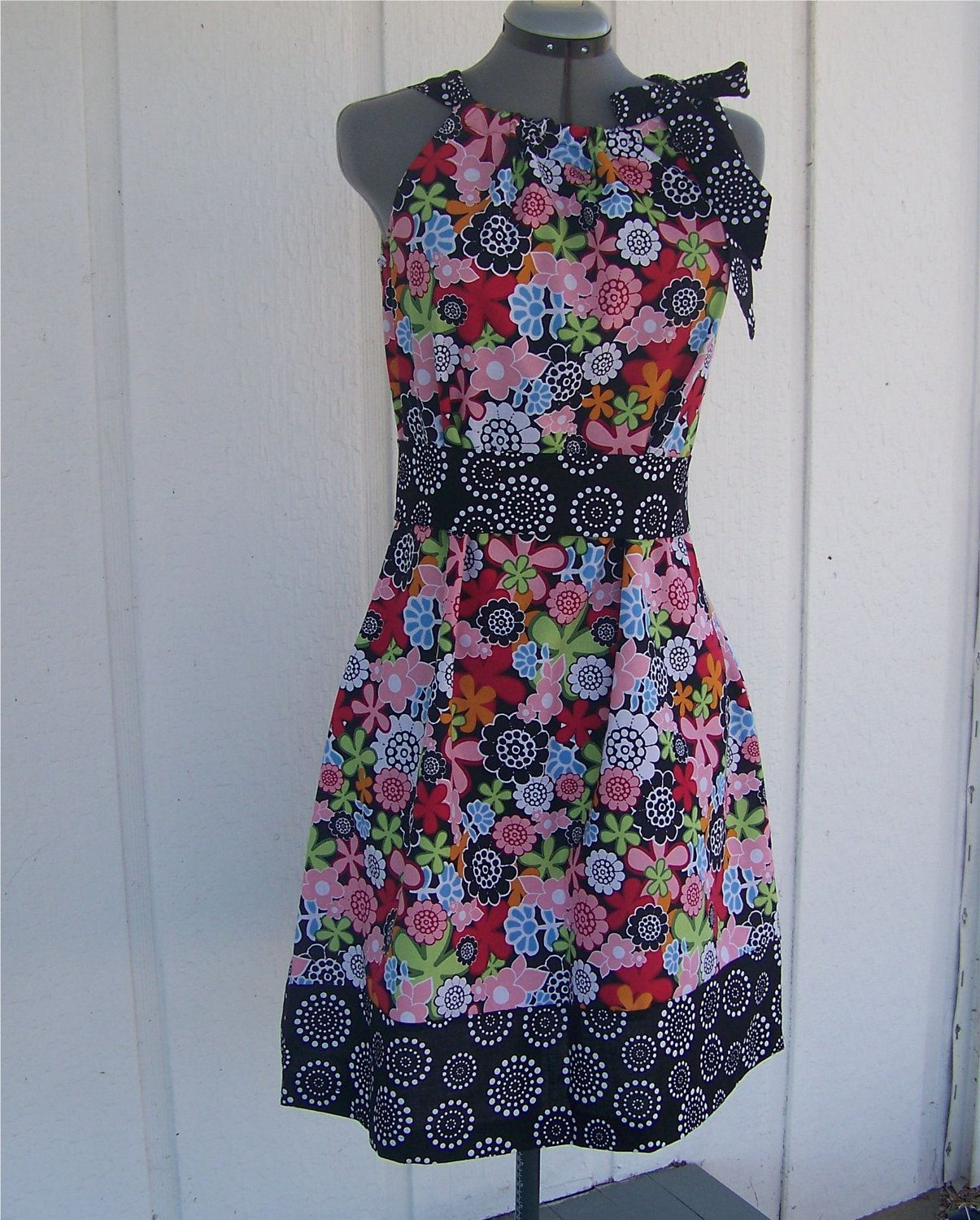 Diy Pillowcase Dress Adults: Adult Size PillowCase Dress   Now that I have a sewing machine    ,