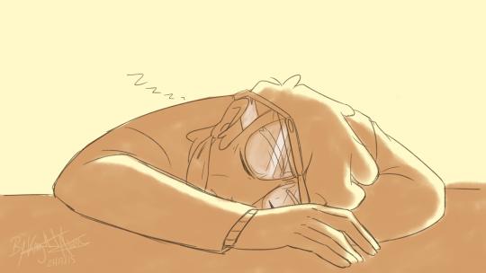 COMIC Always Dreaming