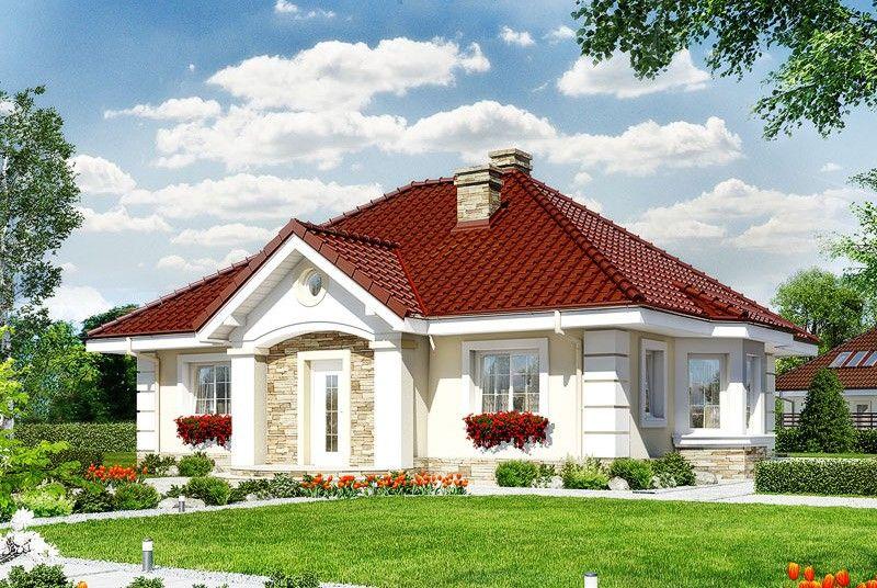 Proiect casa dorina catalog proiecte case parter for Proiecte case parter