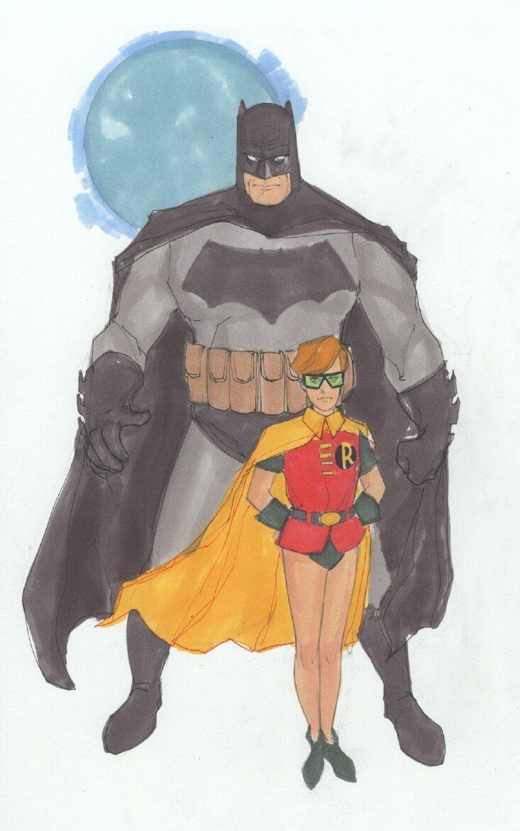 The Dark Knight Returns - Phil Noto