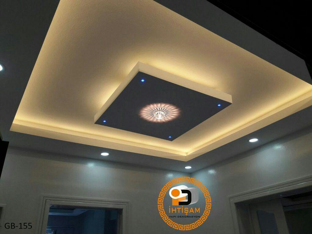 Ceiling Design By Ihtisam Yapi Dekorasyon On Alcipan Gobek