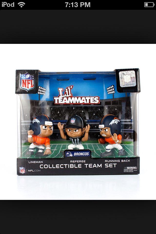 NFL  lil teammates