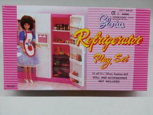 Gloria 94016 Barbie Size Doll Furniture// Kitchen Set