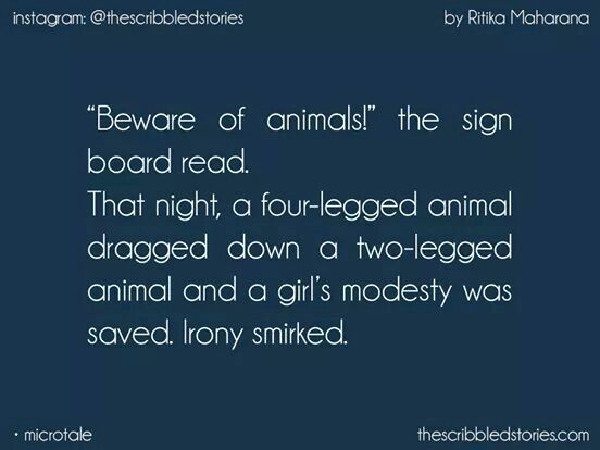 Ineffable!!! Tiny tales | Tales to treasure | Microstories | Quoted | Scribbled stories | Animal | Sweet