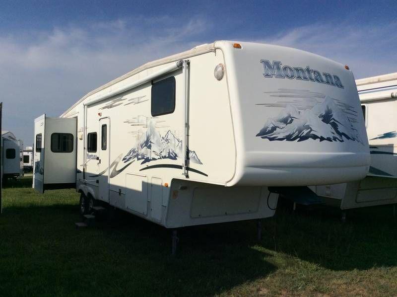 2005 Keystone Montana 3500rl For Sale Carthage Mo Rvt Com