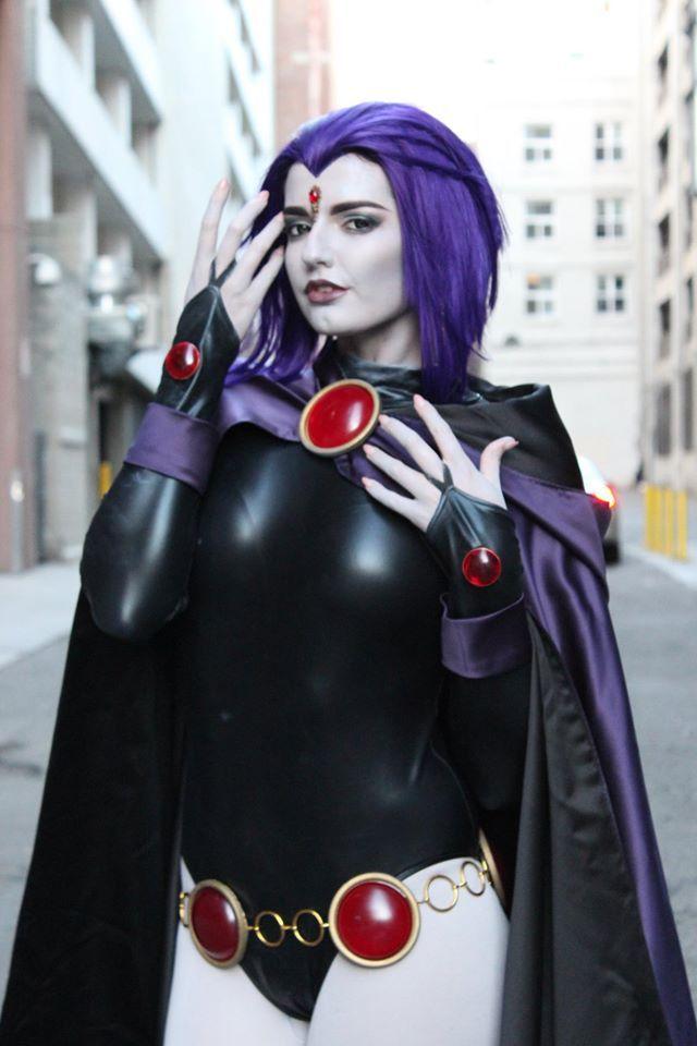 costume cosplay White raven