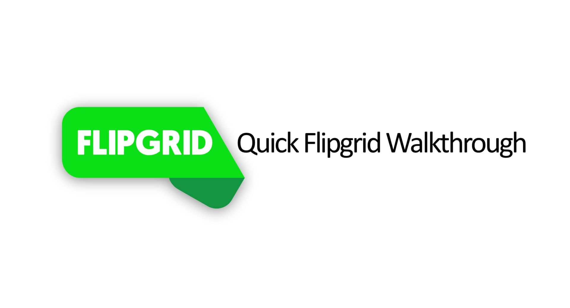 Flipgrid videos Student voice, Classroom, Cool tools