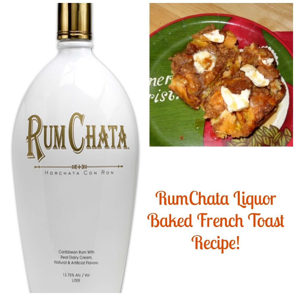 Rumchata liquor baked french toast recipe yummy food find a rumchata liquor recipe for both alcoholic beverages such as eggnog with rumchata twist or for food like rumchata baked french toast recipe forumfinder Gallery