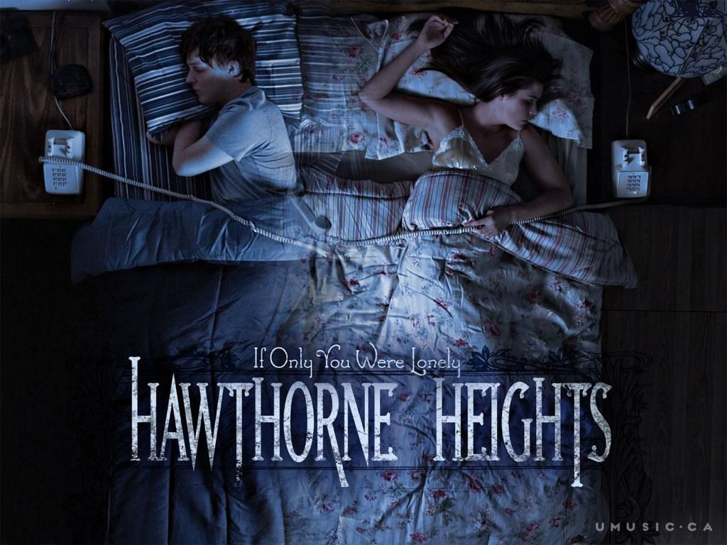 Hawthorne Heights If Only You Were Lonely0 The Ultimate Emo Album