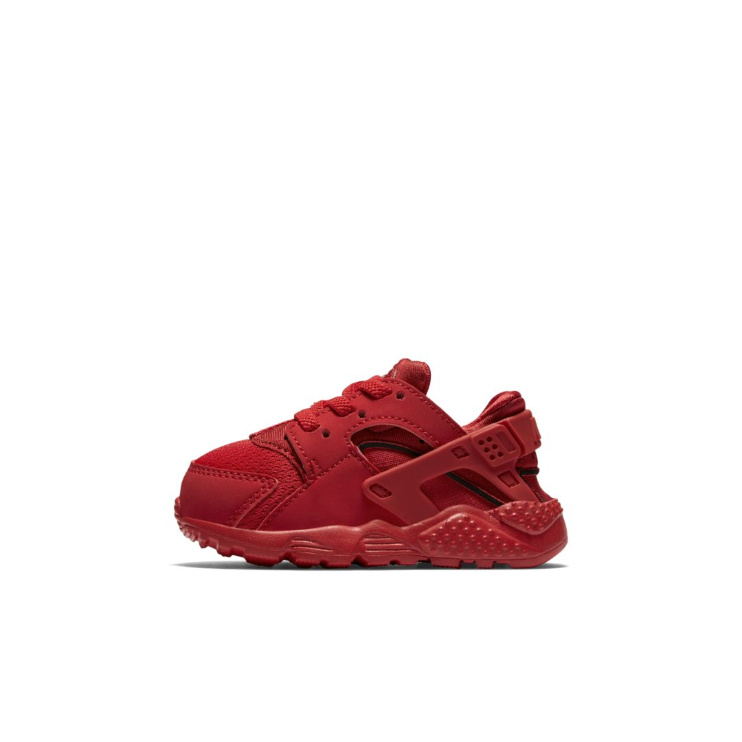 42b275c76450 Nike Huarache Infant Toddler Shoe Size 5C (University Red)