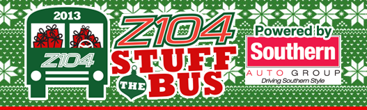 Z104′s Stuff The Bus 2013: November 30 – December 6 | 757 Lifestyle #stuffthebus #toydrive #hamptonroads #hrva