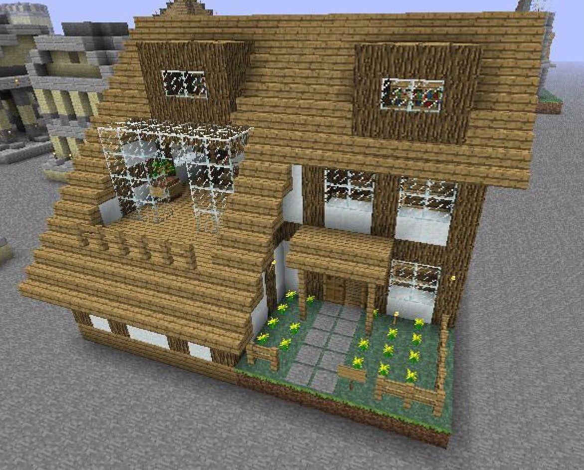 pin von entdecko auf minecraft minecraft haus minecraft und minecraft geb ude. Black Bedroom Furniture Sets. Home Design Ideas