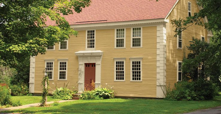Body Trim Accent Sw 6129 Sw 6120 Sw 7598 Restrained Gold Believable Buff Sierra Redwood Best Exterior House Paint Cottage House Exterior House Paint Exterior