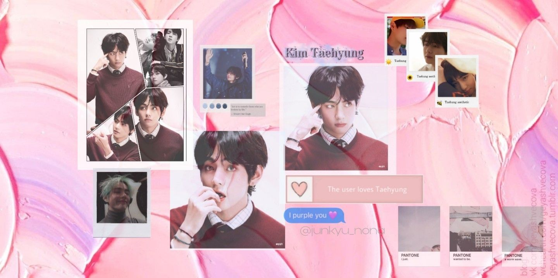 Wallpaper Dekstop Laptop Kim Taehyung Bts Wallpaper Laptop Fotografi Abstrak Fotografi Bts taehyung wallpaper pc