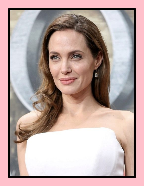 Angelina Jolie Haarfarbe Ideen im Jahr 2018 - HaarFarben