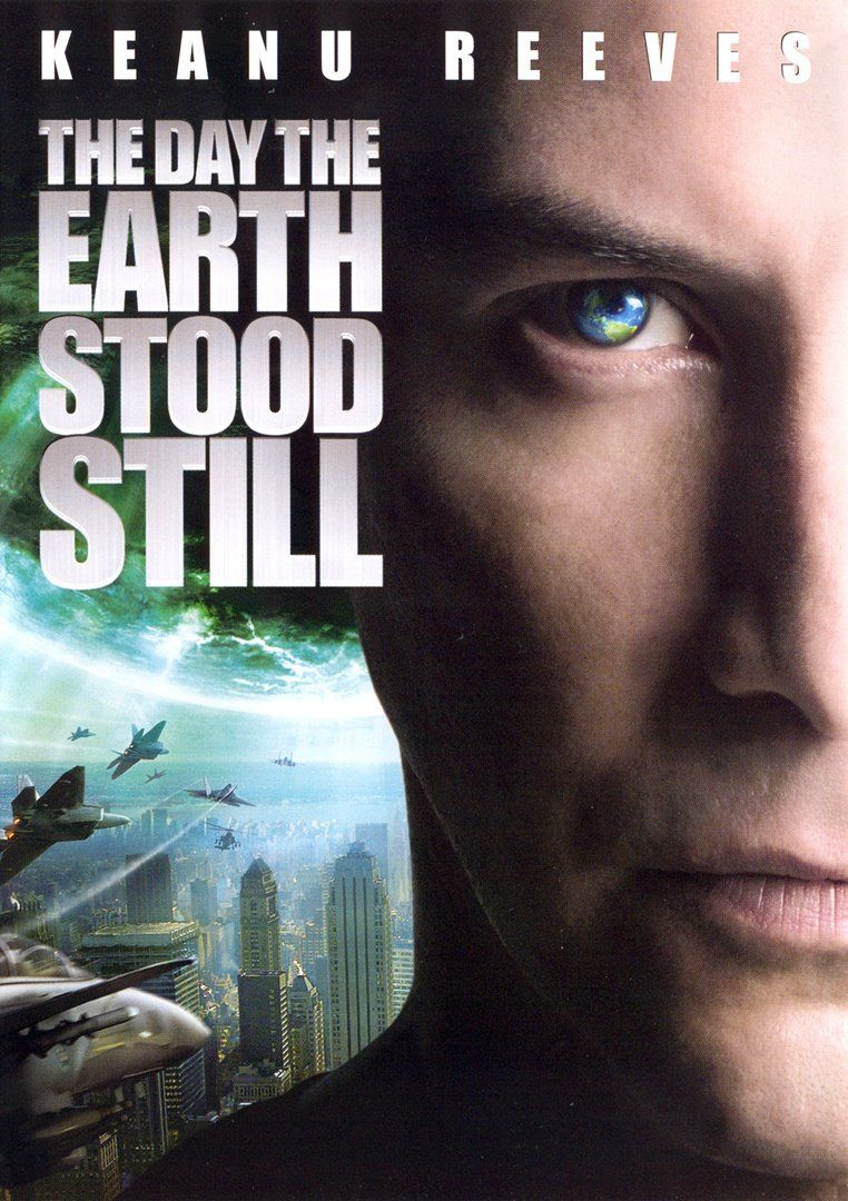 the day the earth stood still 地球が静止する日