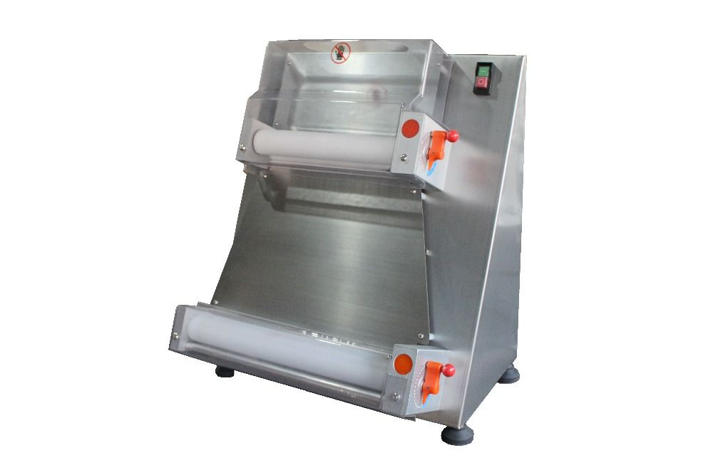 Adp40 Stainless Steel Dough Roller Automatic Electric Dough