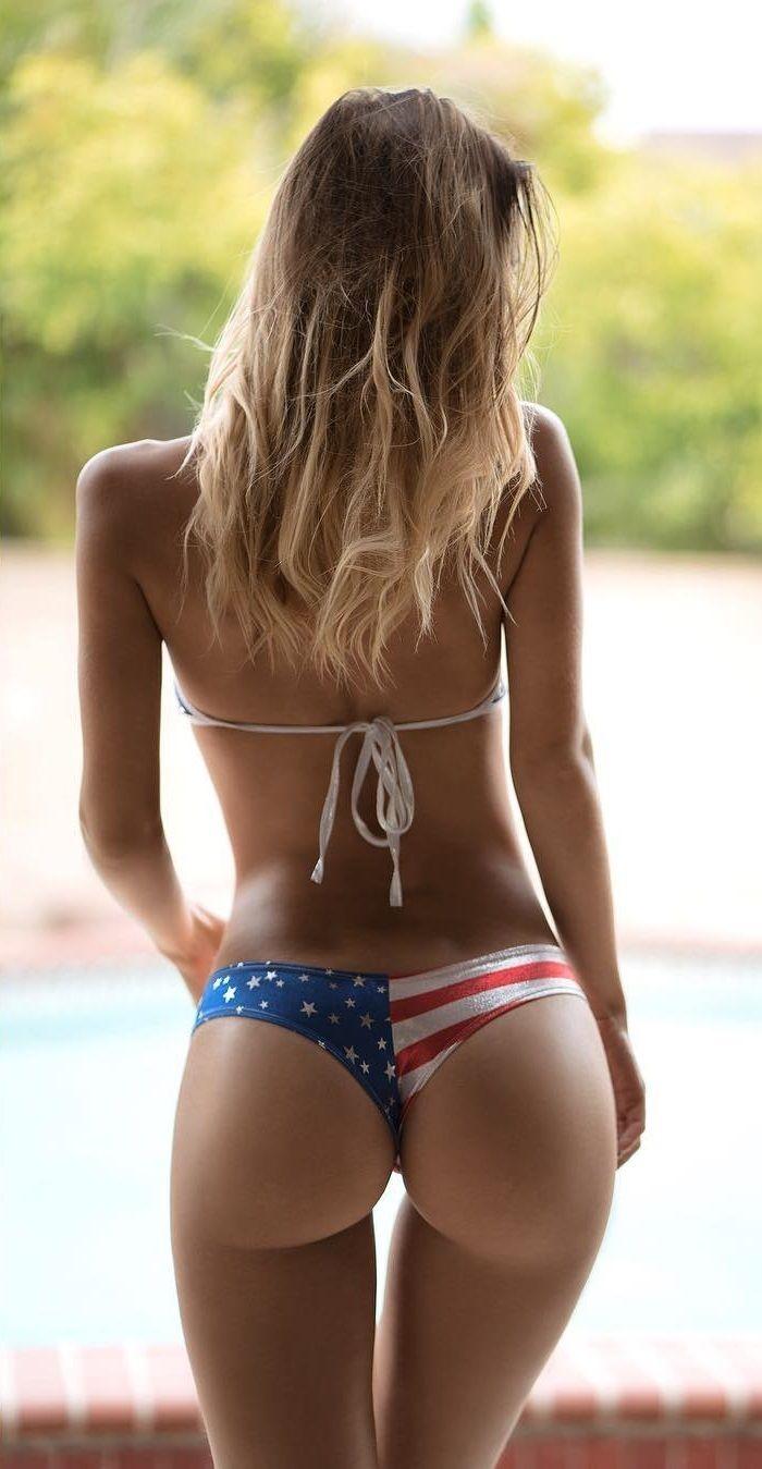 Elbori1975 America The Best Country Ever With The Best American Womens Bikini