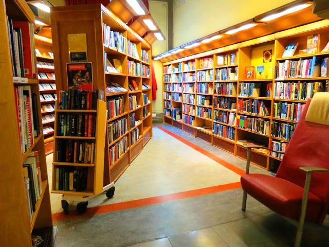 Rikhardinkatu Biblioteca Finlandia Cacadores De Bibliotecas