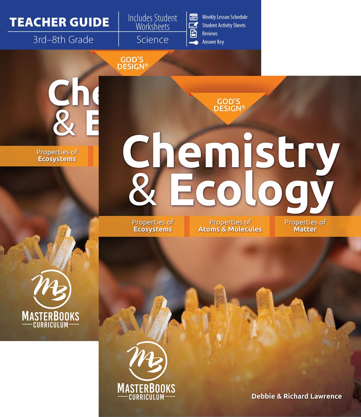 God S Design For Chemistry Amp Ecology Set Mb Edition