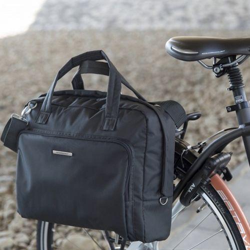 Sacoche pour transporter son ordinateur à vélo pour 54,95€ seulement. Dispo sur http://www.hollandbikes.com/sacoche-sac-bandouliere-velo-new-looxs-office.htm