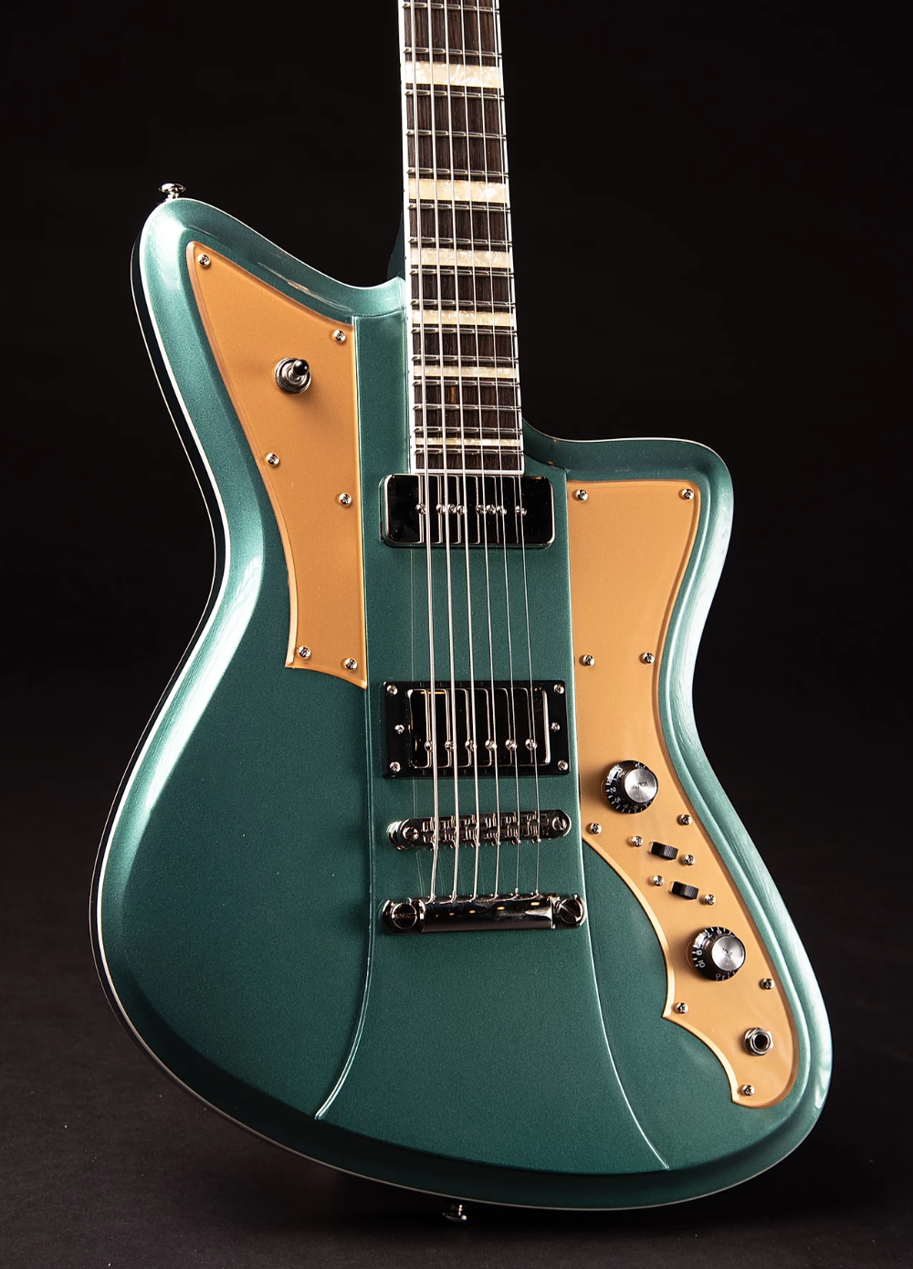 Mondata Baritone Vii Rivolta Guitars In 2020 Guitar Baritone Guitar Electric Guitar Design
