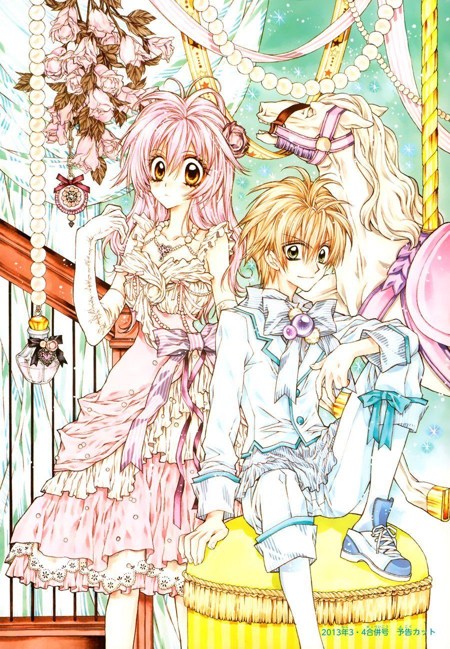 JAPAN Arina Tanemura manga Kamikaze Kaito Jeanne 1~5 Complete Set