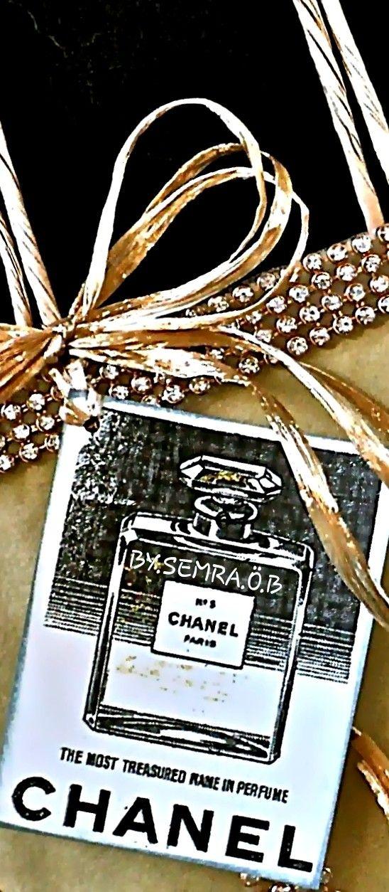 Chanel By.Semra.Ö.B | Chanel, Siyah