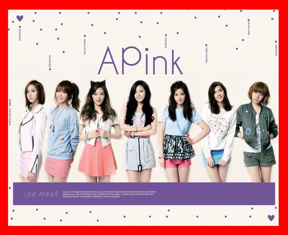 Une Annee By Apink Sponsored Apink Music Annee Listen Affiliate Kpop Girls Pop Rock Music Hush Hush
