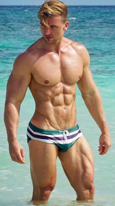Muscled men iphone photos 93