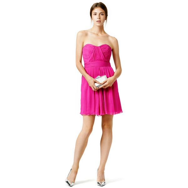 Rental Badgley Mischka Hi-Fi Dress ($50) ❤ liked on Polyvore ...