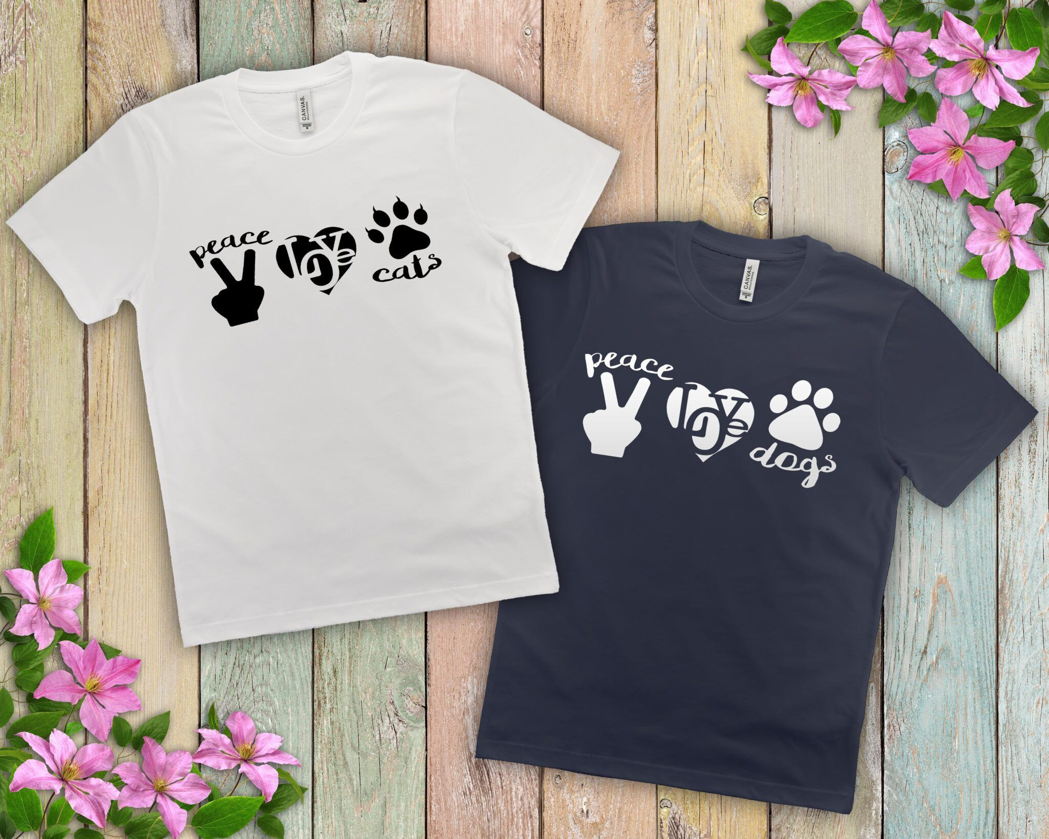 Free Peace Love Dogs Svg File The Crafty Crafter Club In 2020 Peace Love Dogs Peace And Love Svg