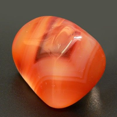 ∆ Carnelian... grounds and anchors to present; restores vitality, motivation…