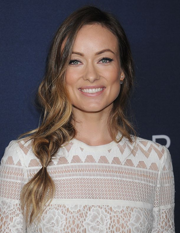 Olivia Wilde Just Wore the Braid of Your Dreams #messybraids