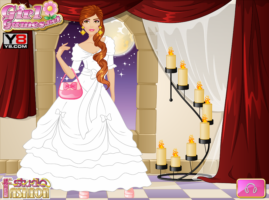 Photo Fashion Studio Princess Dress Design Game Dessin