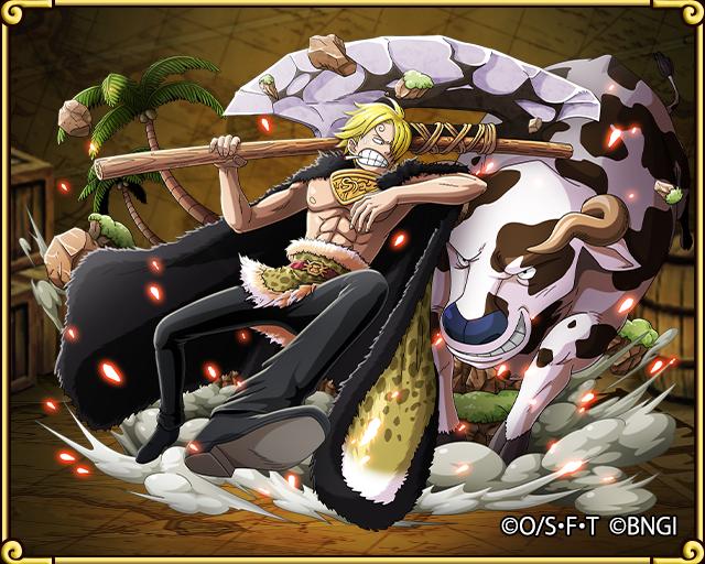 Sanji World Explorer One Piece Treasure Cruise Wiki Fandom Alimente Par Wikia Cruise Gifts Cruise Anime