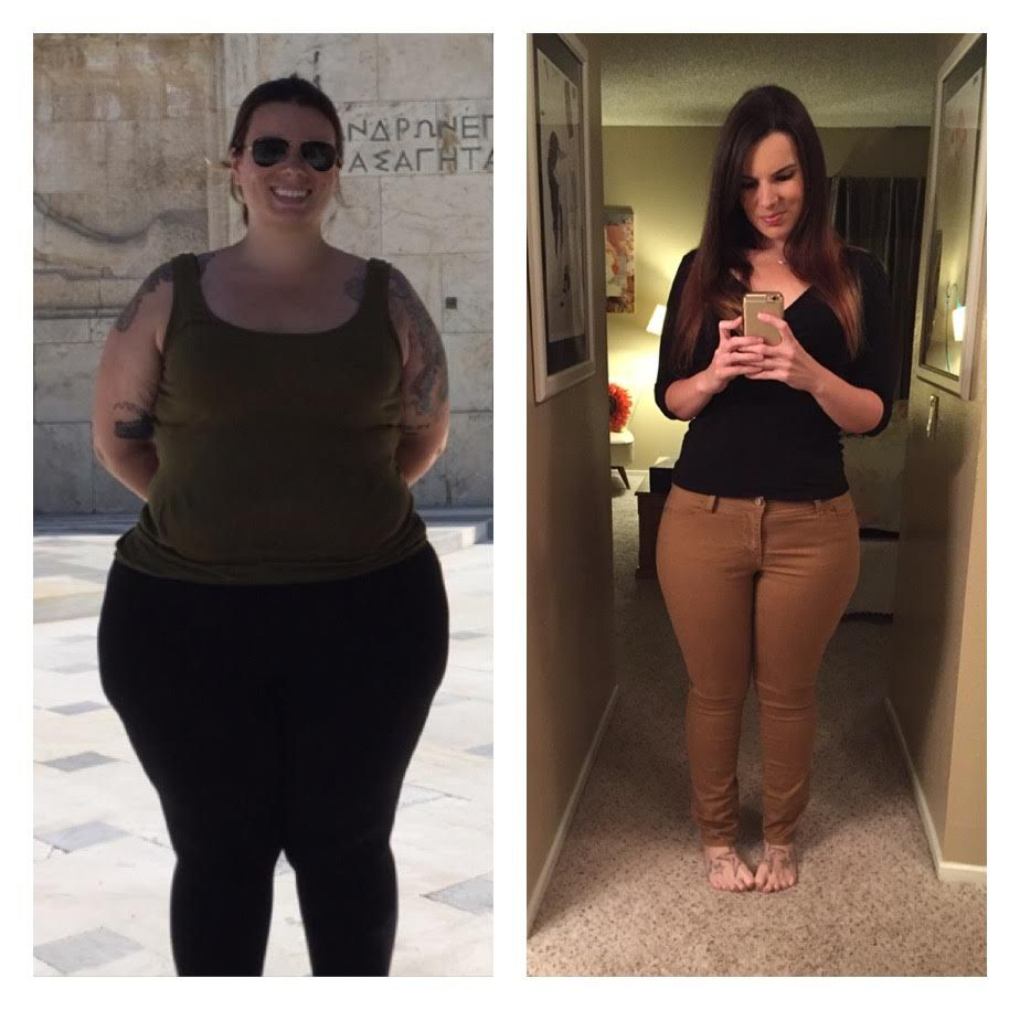 Inspirational Jen Tippie Lost Over 100lbs In A Year By Cutting Out Sugar! |  http