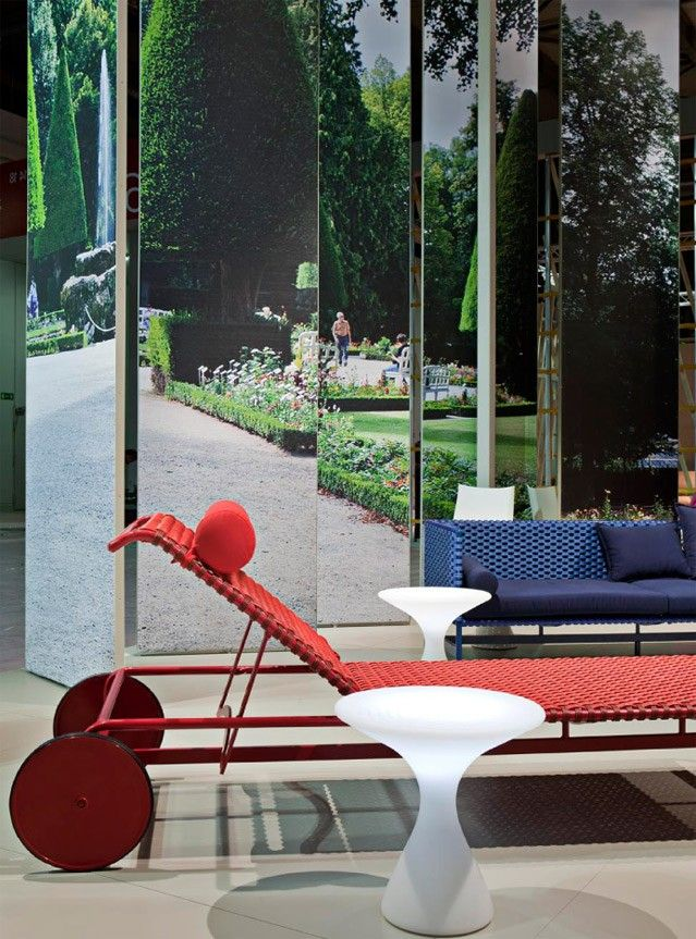 RIMINI outdoor Armchairs, Sofas & Beds Products