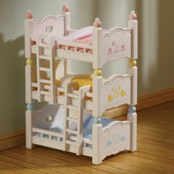 Triple Baby Bunk Beds - Ref: N93