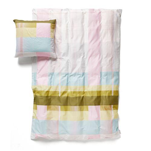 DESIGNDELICATESSEN - HAY - S Sengetøj Grøn - sengesæt
