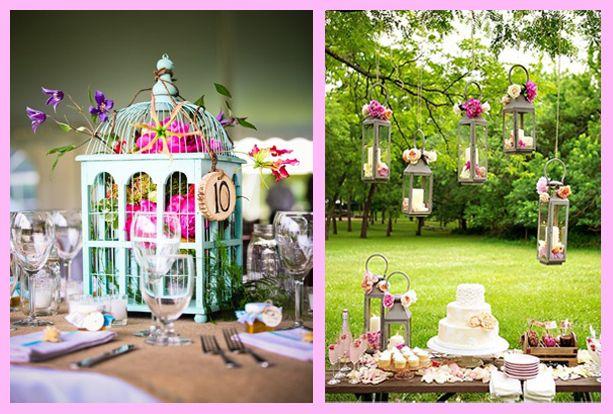decoracion de mesas para matrimonios al aire libre On modelo de decoracion de jardin al aire libre