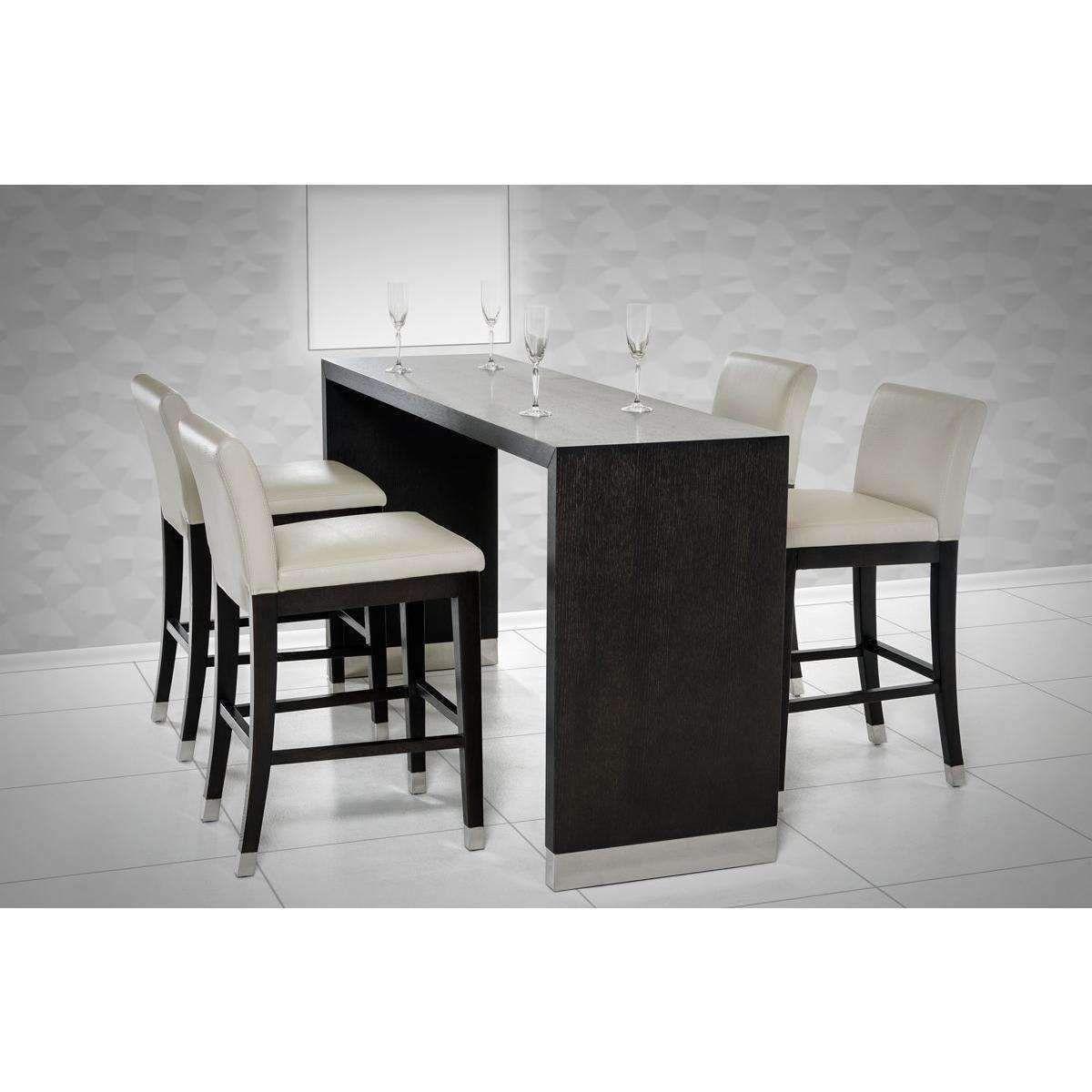 Strange Modrest Silas Modern Wenge Wood Bar Table In 2019 Bar Forskolin Free Trial Chair Design Images Forskolin Free Trialorg