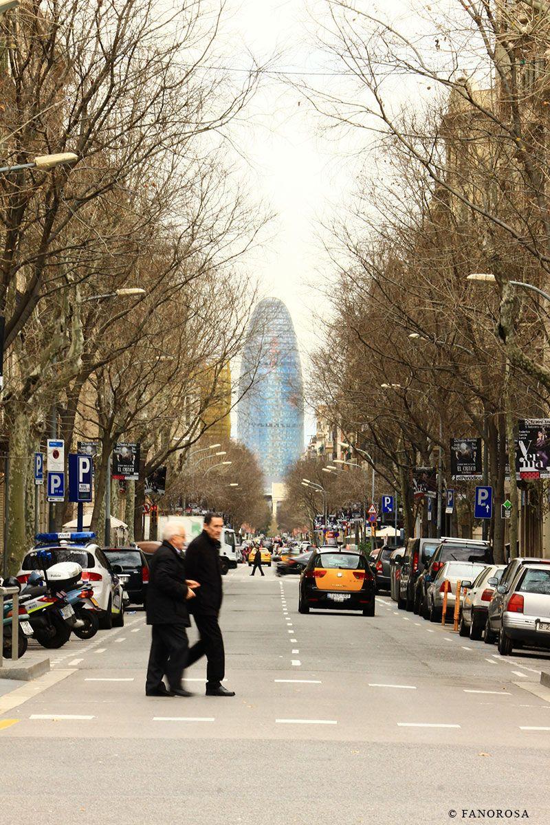 Barcelona Street View Barcelona Architecture Barcelona Barcelona Street