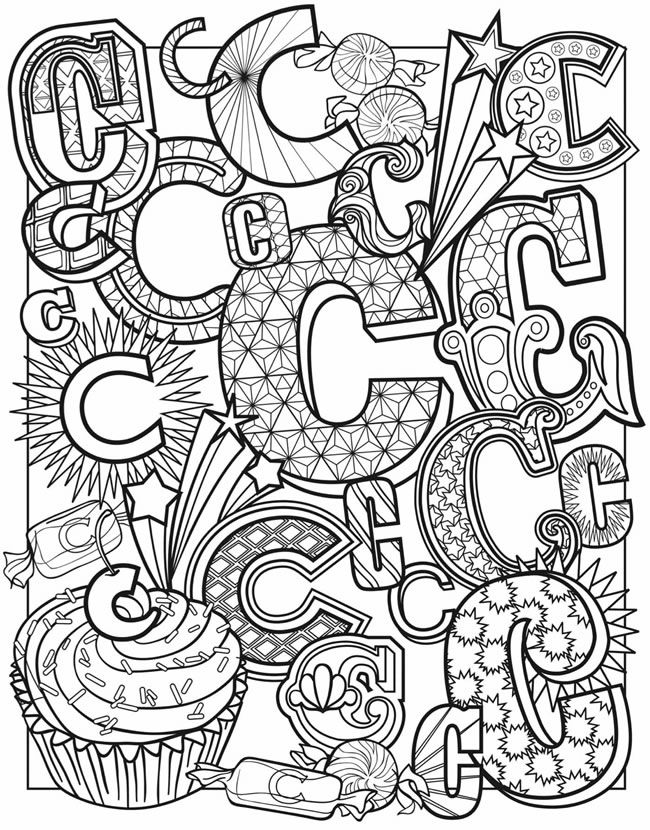 Welcome To Dover Publications Can Buy This Alphascapes Coloring Book Pretty Cool